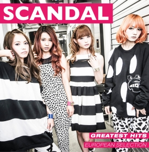 SCANDAL HELLO WORLD CD